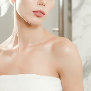 Dry beauty oils