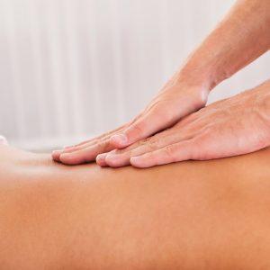 Soins de massage